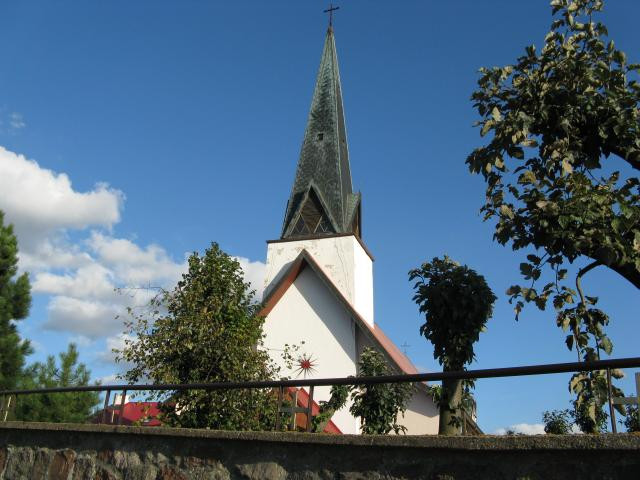[H]15 - Kościół Niepokalanego Serca NMP w Silnie