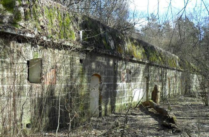 Twierdza Grudziądz - Fort Parski