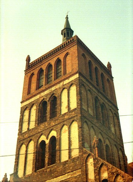 Kościół św. Mikołaja w Chełmży