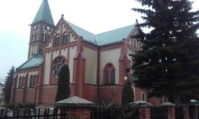 Kościół pod wezwaniem Narodzenia św.  Jana Chrzciciela