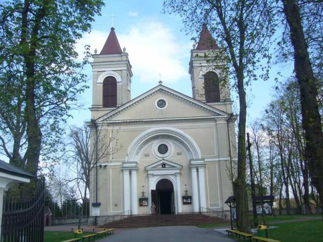 JÓZEFÓW - kościół