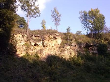Mały Kanion Sucha Góra