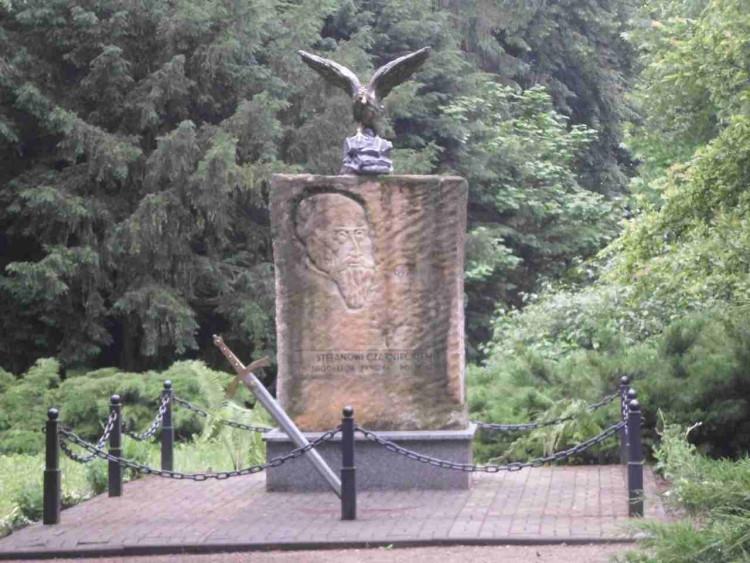 Arboretum w Czarcy