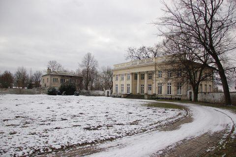 Puławy - Pałacyk Marynki