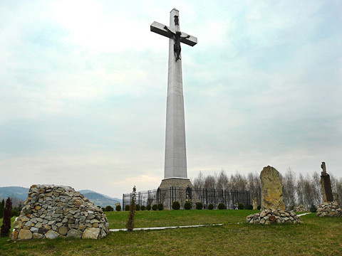 Krzyż Milenijny Ujazd