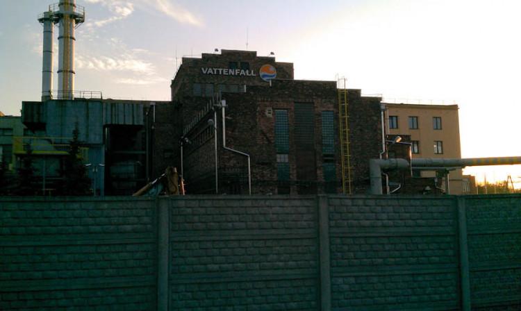 WLF12: Elektrownia Pruszków