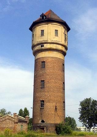 Wieża Ciśnień Kopalni Katowice