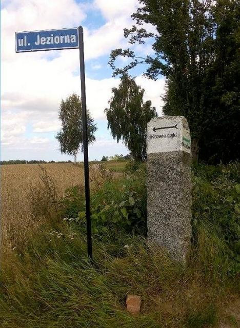 Kaszubskie drogowskazy LXIV - Borcz - Skrzeszewo