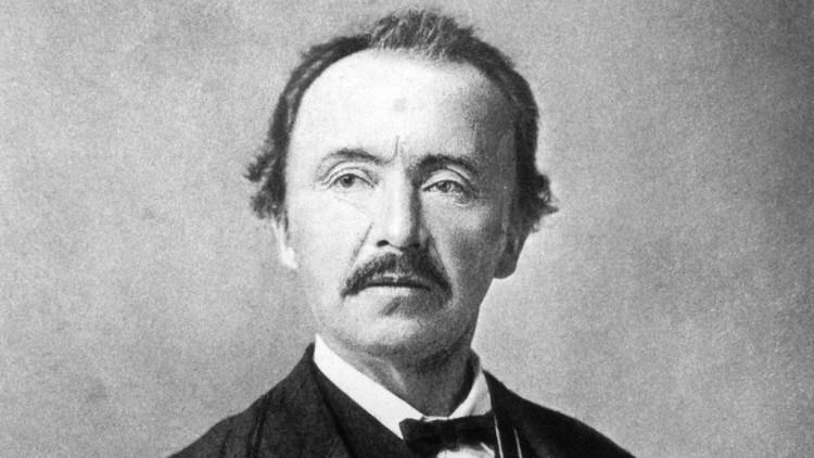 Heinrich Schliemann und der Wels