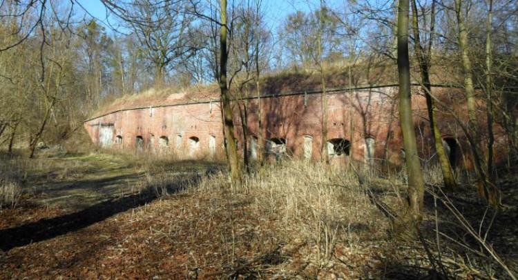 Twierdza Grudziądz - Fort Mała Księża Góra