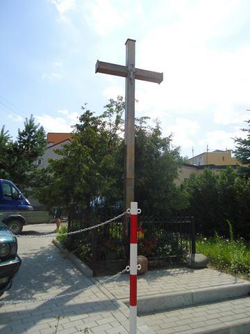 Drewniany Krzyż NoName