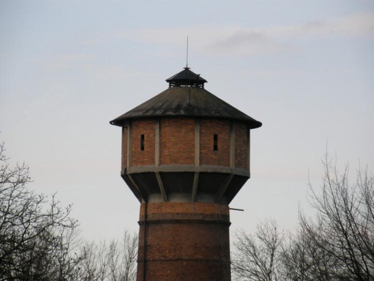 Zakładowa wieża ciśnień - KT36