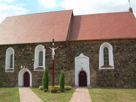 GNZ-001 Kościół w Mirocinie Dolnym