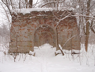 Filary mostu z 1837 roku