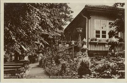 Restauracja Bobersberg