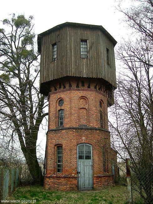 Wieża ciśnień we Wrockach
