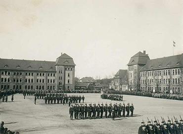 Niemiecki Kompleks Koszarowy