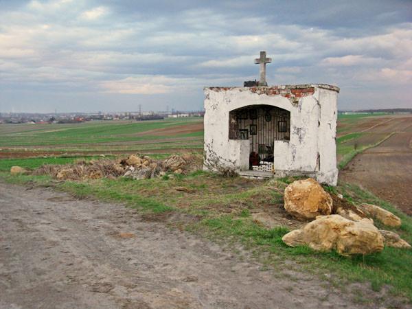 Kapliczka na Sośniej Górze