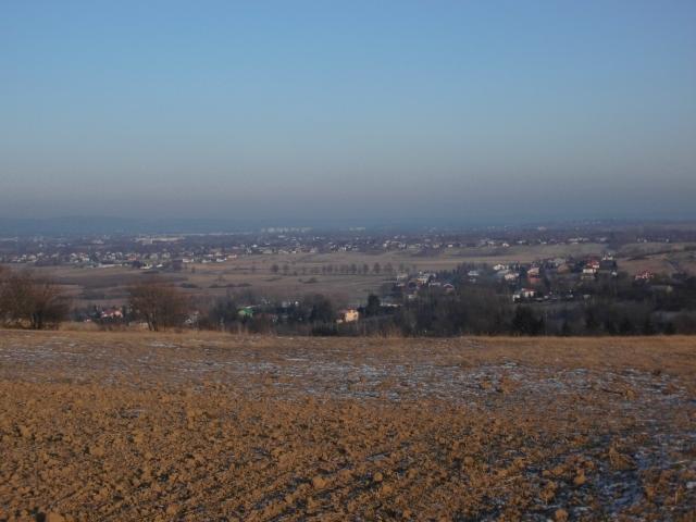 Chorkówka - panorama