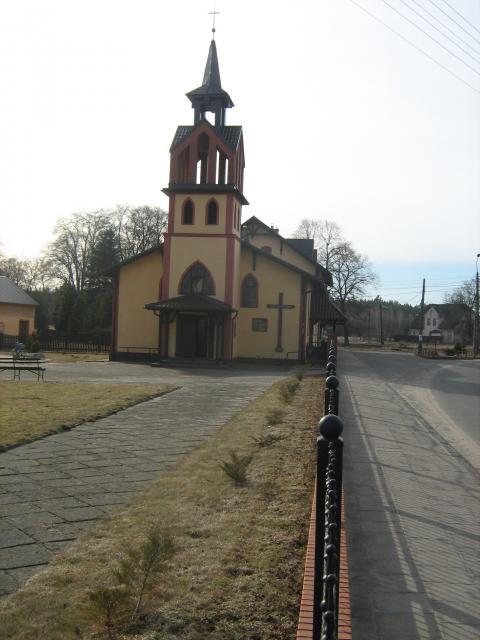 Kościół w Szlachcie