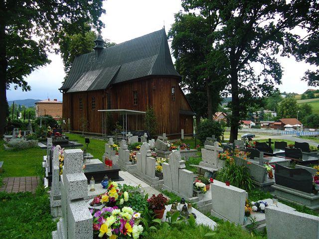 Kościół Nawiedzenia Najświętszej Marii Panny w Iwkowej