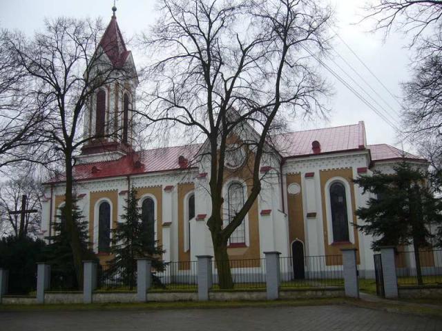 SITANIEC - kościół