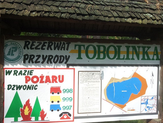 Rezerwat Tobolinka