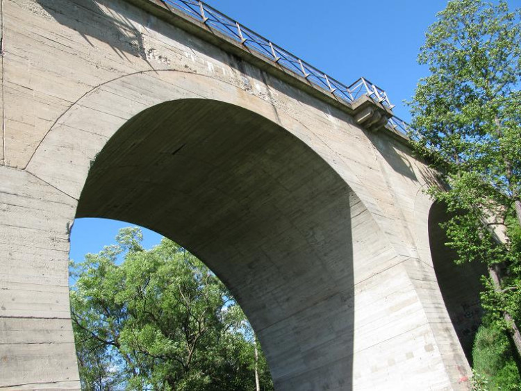 Most na Wierzycy