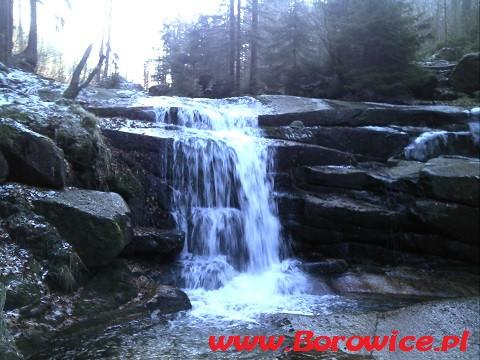 Borowice.pl 11 Kaskada Myi