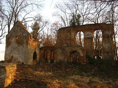 Ruiny Kościoła - Bedekkk