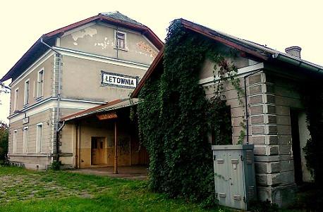 Stacja PKP Łętownia