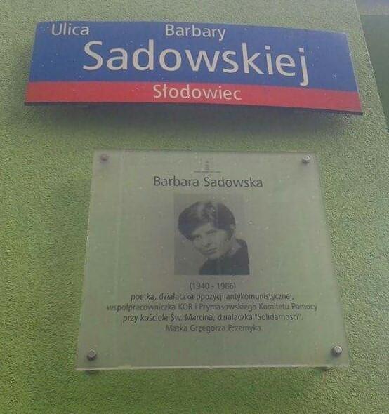Barbara Sadowska