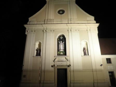 Klasztor Franciszkanów w Brodnicy