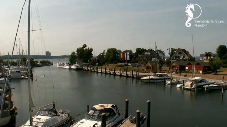 Lübecker Bucht - Niendorf Hafen, Ostsee