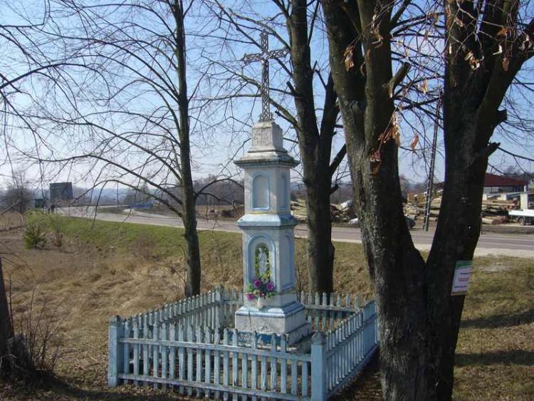 ŻURAWNICA  -  kapliczka