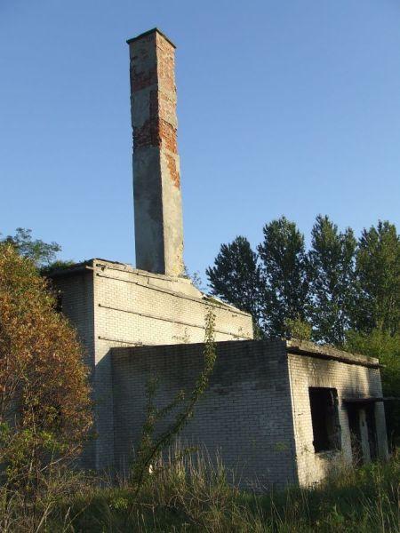 Opuszczona jednostka wojskowa - Jarosławiec