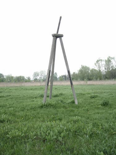 Pod starym triangulem